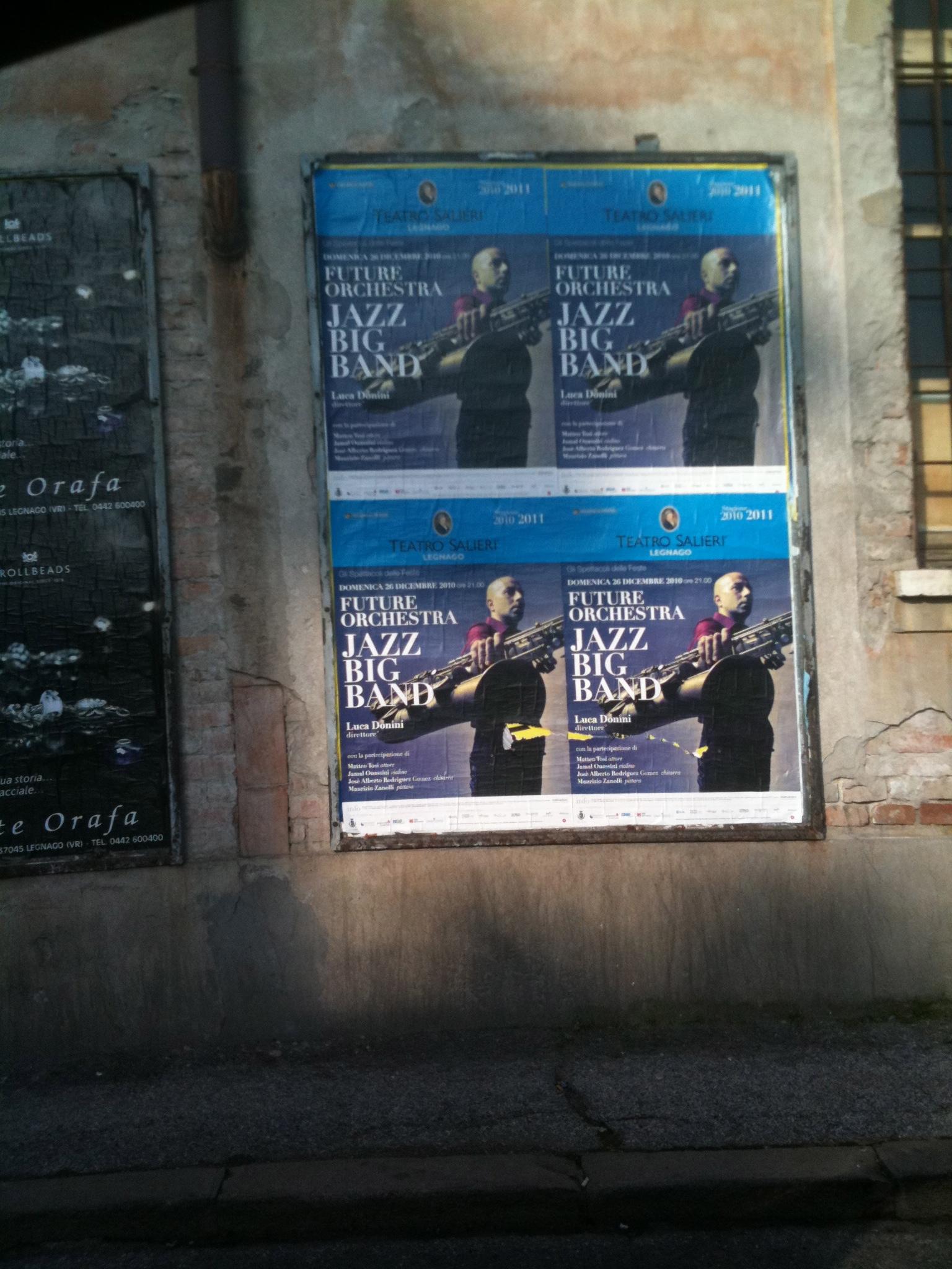 2011 dicembre - Teatro Salieri