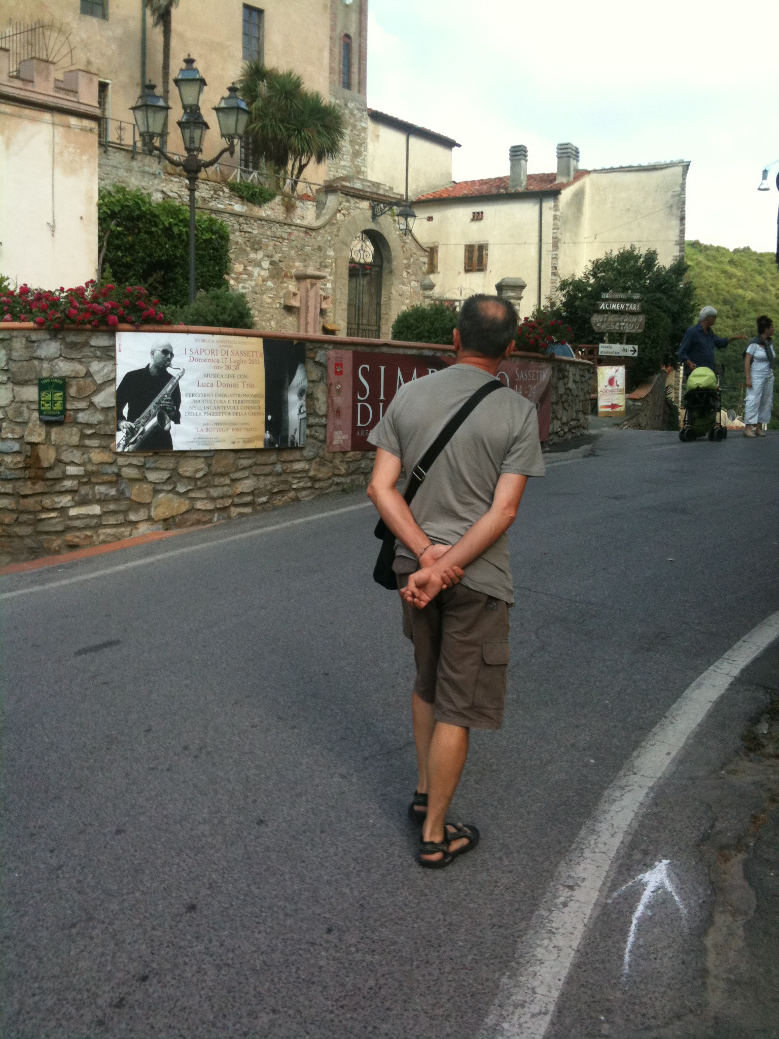 2011 luglio - Sassetta Jazz