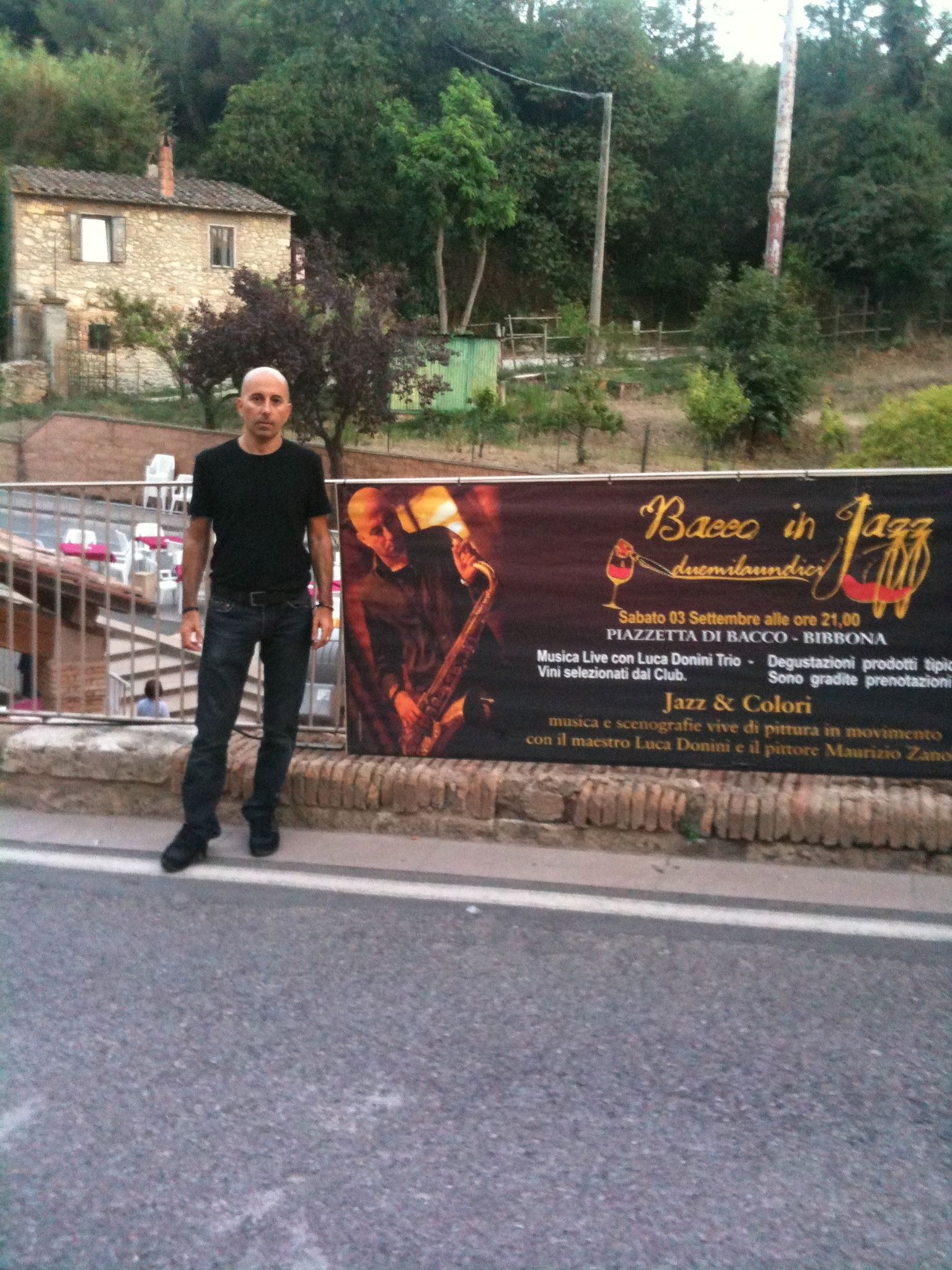 2011 settembre - Bacco in Jazz